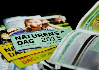 Vejle Kommune, Naturens Dag - brochure