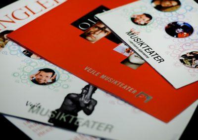 Vejle Musikteater - Kataloger